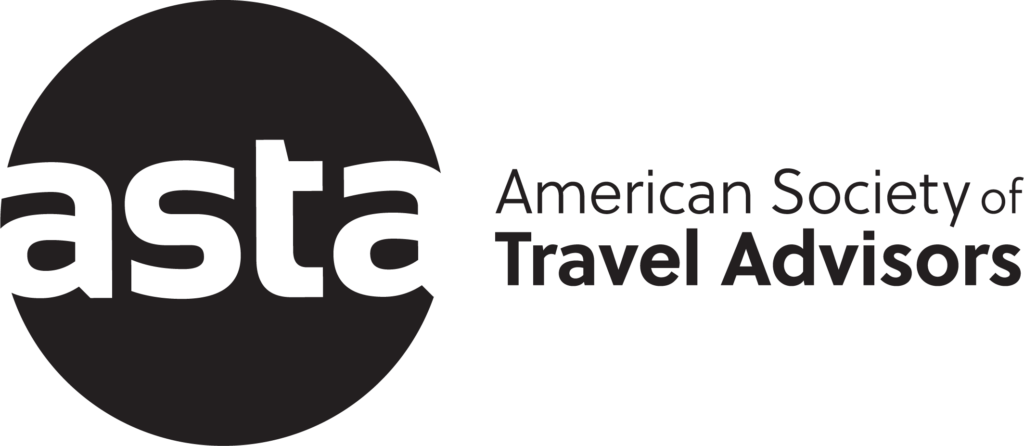 American Society of Travel Agents Badge